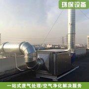 【喷淋塔+低温等离子设备